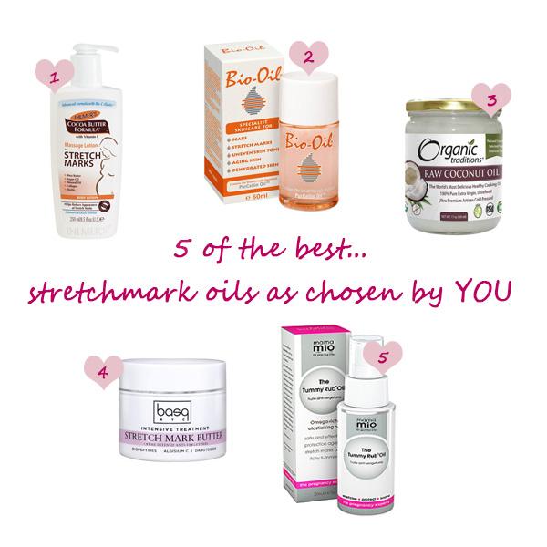 stretchmark oil